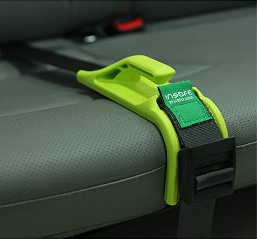 be8dab525b33dc Adapter pasów samochodowych - INSAFE SEATBELT GUIDE